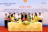 Ký kết hợp tác chăm sóc sức khỏe nhân dân giữa Bộ Lao động - Thương binh và Xã hội với Bộ Y tế