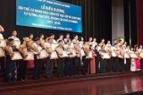 Tuyên dương 397 tập thể, cá nhân học tập và làm theo tư tưởng, đạo đức, phong cách Hồ Chí Minh