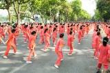 Vinamilk Sure Prevent tiếp tục đồng hành cùng phong trào rèn luyện sức khỏe người cao tuổi tại TP. Hà Nội