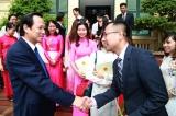 Bộ LĐTB&XH trao Quyết định cho 37 thí sinh trúng tuyển kỳ thi công chức
