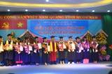 Trường Đại học Lao động – Xã hội (CS II) trao bằng cho 551 tân cử nhân hệ vừa làm vừa học năm 2018
