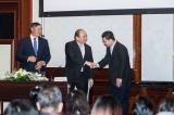 Billionaire Mai Vu Minh brings billion-dollar projects to Vietnam, his fatherland