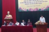 Khám bệnh miễn phí cho hàng nghìn người tại Lễ phát động Hưởng ứng Chương trình Sức khỏe Việt Nam