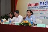 450 đơn vị trong và ngoài nước tham gia Triển lãm Quốc tế chuyên ngành Y Dược Việt Nam lần thứ 26