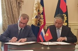 Concluding negotiations of the Agreement on attracting and recruiting organized Vietnamese labor to work for a definite time in the territory of the Russian Federation