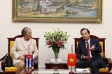 Strengthen cooperation on labor and social security between Vietnam and Cuba