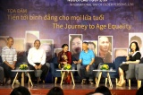 """Inter-generational discussion on """"The Journey to Age Equality"""" on the International Day of Older Persons"""