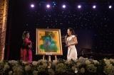 Họa sỹ Văn Dương Thành đấu giá thành công 3 bức tranh trị giá 270 triệu đồng tặng quỹ Thiện Nhân