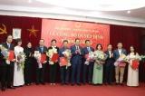 Bộ trưởng Đào Ngọc Dung: Công tác quy hoạch cán bộ đảm bảo tính dân chủ, bài bản, chặt chẽ, công khai, minh bạch