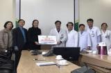 Công đoàn Y tế Việt Nam  thăm hỏi, động viên những chiến sỹ áo trắng trong chiến dịch chống cúm Corona