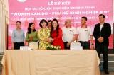 TP.HCM:  Một doanh nghiệp phối hợp với Hội Liên hiệp hội Phụ nữ hỗ trợ 100 ngàn chị em khởi nghiệp