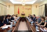 Việt Nam sẽ sớm hoàn thiện Luật Lao động phù hợp với các cam kết quốc tế