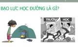 Thành phố Hà Nội triển khai chương trình phòng chống bạo hành học đường