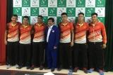 Giải quần vợt Davis Cup 2018 Nhóm III Khu vực Châu Á – TBD diễn ra từ 2-7/4/2018 tại Hà Nội, vào cửa tự do