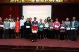 Quận Cầu Giấy: Tổ chức gặp mặt và tặng quà người khuyết tật