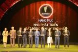Trao Giải thưởng quốc gia bất động sản Việt Nam 2018