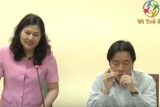 Thứ trưởng Nguyễn Thị Hà làm việc với Cục Trẻ em