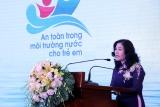 Triển khai chương trình hợp tác về phòng chống đuối nước cho trẻ em