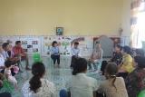 Trung tâm CTXH thành phố Hải Phòng: Tham vấn đồng cảnh, cùng nhau khơi dậy giây phút hạnh phúc của trẻ khuyết tật