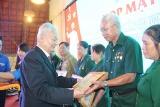TNXP tỉnh Đồng Nai góp phần tô thắm trang sử vàng của lực lượng TNXP Việt Nam