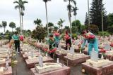 Tập đoàn Công nghiệp – Viễn thông Quân đội Viettel Đắk Lắk tổ chức hoạt động tri ân tại nghĩa trang liệt sĩ tỉnh