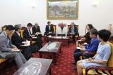 Tăng cường hợp tác đưa thực tập sinh Việt Nam sang Nhật Bản làm việc