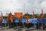 Thành phố Móng Cái  hưởng ứng Ngày quốc tế và Ngày toàn dân phòng chống ma tuý năm 2018
