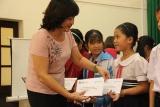 Tổ chức Zhi shan Foundation Taiwan trao học bổng cho trẻ em có hoàn cảnh khó khăn tỉnh Thừa Thiên Huế