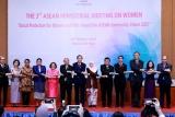 Tuyên bố chung của Hội nghị Bộ trưởng Phụ nữ ASEAN lần 3