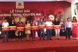 Bia Hà Nội kết thúc Chương trình khuyến mại 'CHAI LỚN – GIẢI TO'