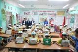 Canon tuyên truyền bảo vệ môi trường tại Bắc Ninh
