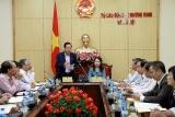 Bộ trưởng Đào Ngọc Dung: An Giang cần nâng cao chất lượng nguồn nhân lực