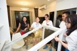 Dạo bước trong căn hộ mơ ước cho vợ chồng trẻ