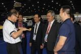 Các thí sinh của 10 quốc gia bắt đầu tranh tại tại Kỳ thi tay nghề ASEAN lần thứ 12 tại Thái Lan