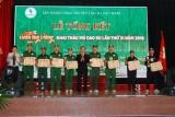 Hội thi Bàn tay vàng khai thác mủ cao su lần thứ XI năm 2018: Cao su Phú Riềng đạt giải nhất Hội thi