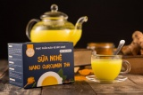 Ra mắt dòng sản phẩm Sữa nghệ Nano Curcumin THH