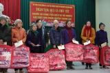 Hà Nội tặng quà Tết cho hơn 670.000 đối tượng chính sách