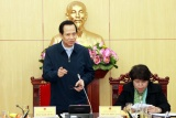 """Bộ trưởng Đào Ngọc Dung: """"Bộ đạt và vượt mức tất cả các kế hoạch đề ra"""""""
