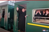 """Đoàn tàu chở ông Kim Jong-un """"không dừng ở Bắc Kinh"""""""