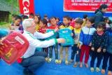 Canon Việt Nam thăm Trường hữu nghị Canon – Nà Bản (huyện Chợ Đồn, Bắc Kạn)