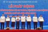 Hà Nội phát động Tháng hành động An toàn vệ sinh lao động năm 2019