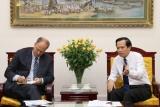 Đào tạo nghề là một trong ba trọng tâm hợp tác giữa Việt Nam và Đức