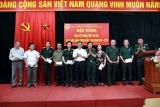 Phường Thanh Xuân Bắc tổ chức Hội nghị tổng kết phong trào thi đua 'Cựu chiến binh gương mẫu giai đoạn 2014-2019'