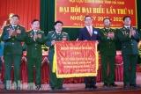 """Hội Cựu chiến binh thành phố Phủ Lý (Hà Nam) tổng kết phong trào thi đua """"Cựu chiến binh gương mẫu"""""""