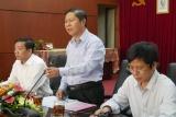 Đảng ủy Bộ Lao động - Thương binh và Xã hội sơ kết công tác 6 tháng đầu năm và trao tặng Huy hiệu 30 năm tuổi Đảng