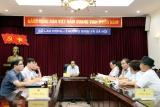 Bộ trưởng Đào Ngọc Dung trực tiếp giải quyết từng kiến nghị của công dân
