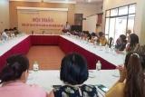 Quảng Ninh: Cung cấp nhiều dịch vụ hỗ trợ giảm hại cho người bán dâm