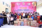 Trao tặng hơn 100 suất quà cho trẻ em có hoàn cảnh khó khăn ở Yên Bái