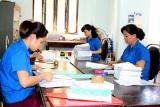 Công ty Cổ phần In Hà Giang với công tác đảm bảo an toàn vệ sinh lao động