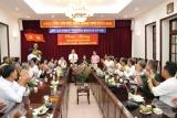 Thứ trưởng Lê Tấn Dũng: Cà Mau có nhiều hoạt động thiết thực chăm sóc người có công